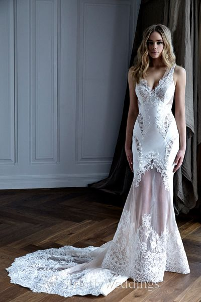 Pallas Couture Debuts at New York Bridal Market   Strictly Weddings