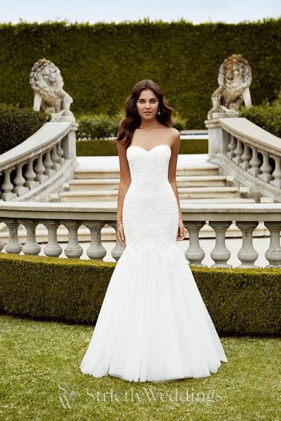 Enzoani 2016 Collection Providing Dramatic Wow Factor