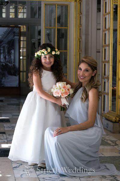 Berta Bridal and Inbal Dror in European Elegance