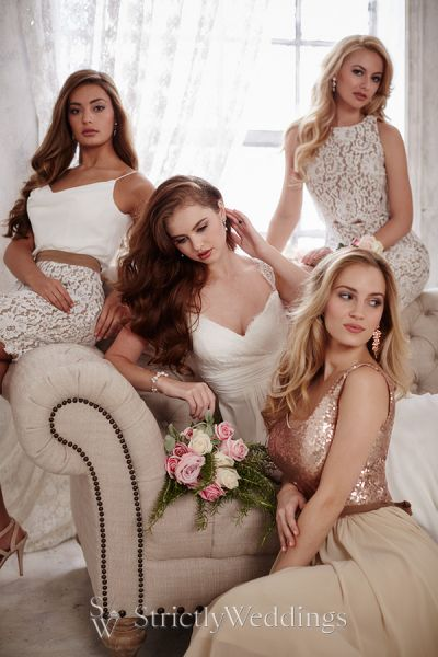 Top Bridesmaids Trends for 2016