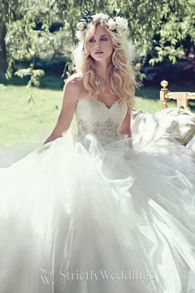 Spring 2016 Collection - Maggie Sottero