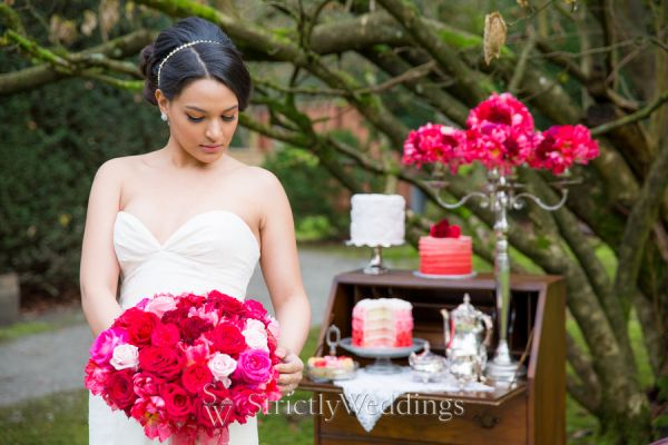 Valentine's Day: Love Inspired Style Shoots