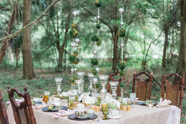 enchanted woodland wedding strictly weddings