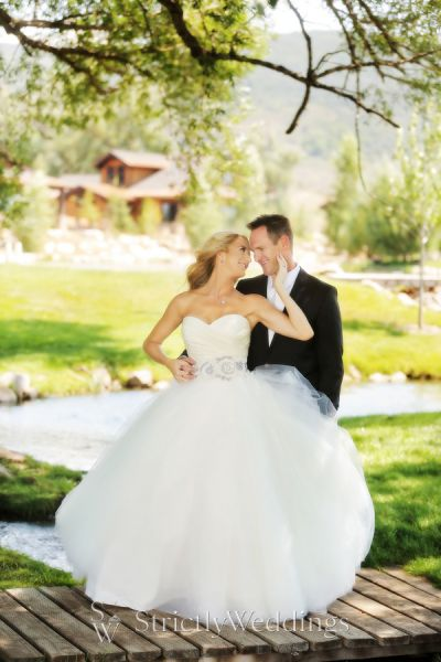 Modern Ranch Wedding in Utah