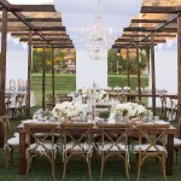 Outdoor Wedding at Hummingbird Nest Ranch