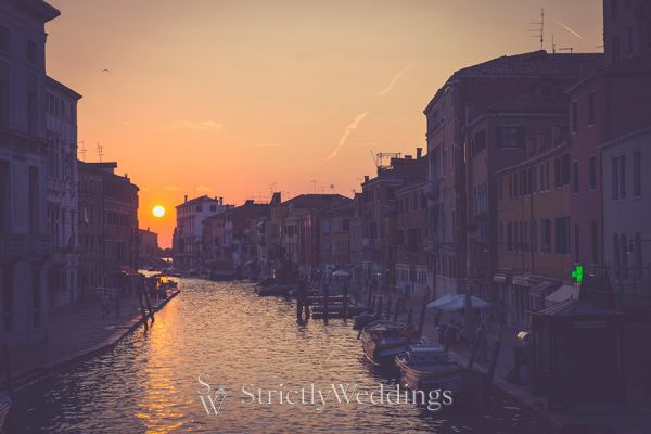 Venice Wedding Inspiration For The Romantic Strictly