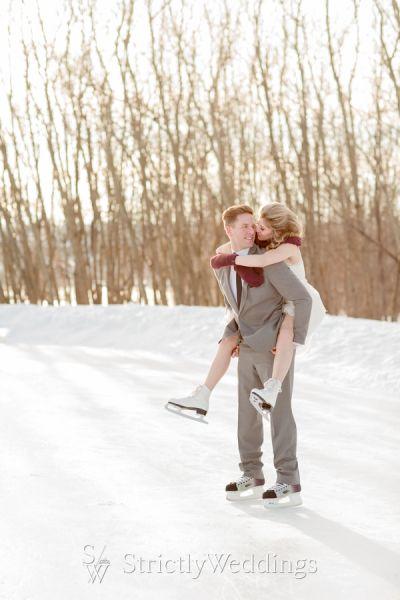 Cozy Winter Wedding Inspiration