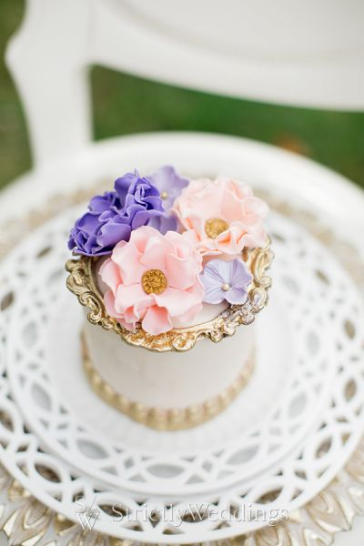 Pastel Wedding Colors for a Utopian Summer