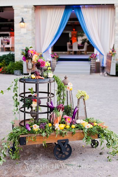 Fall Harvest Equestrian Wedding Inspiration