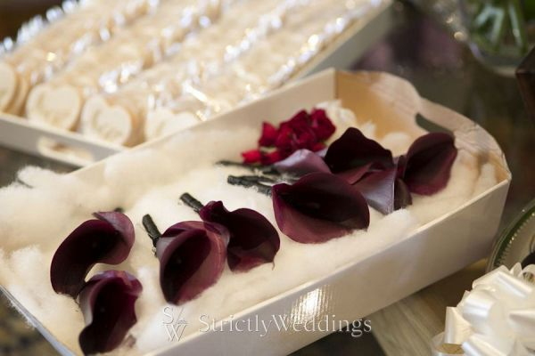 Glitz and Glamour: A Golden Wedding