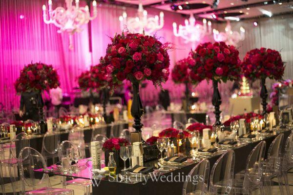 Glitz And Glamour A Golden Wedding