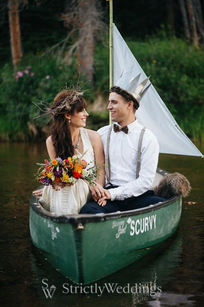 """Vail Wedding Styled Shoot to """"Eat Up!"""""""