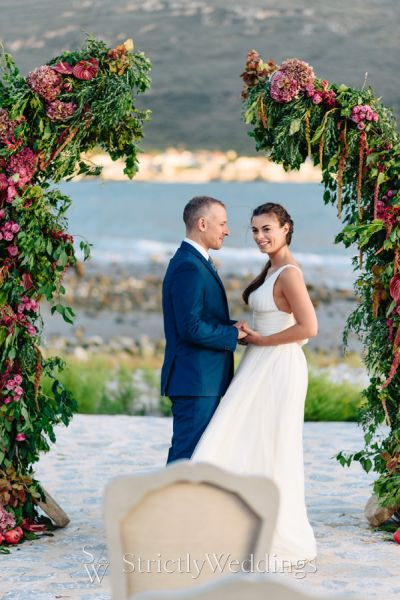 Traditional Wedding Ideas from Greece