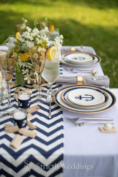 Lovely Set Sail With Nautical Wedding Ideas