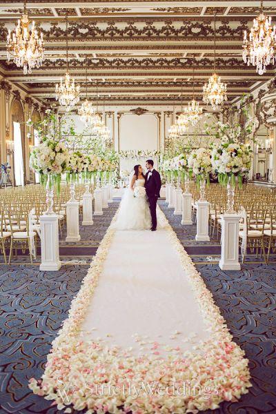 Luxury Persian Wedding In San Francisco