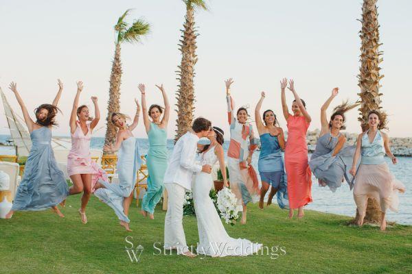 Bohemian Chic Destination Wedding