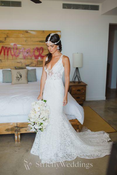 Bohemian chic destination wedding strictly weddings for Destination wedding dresses for guests