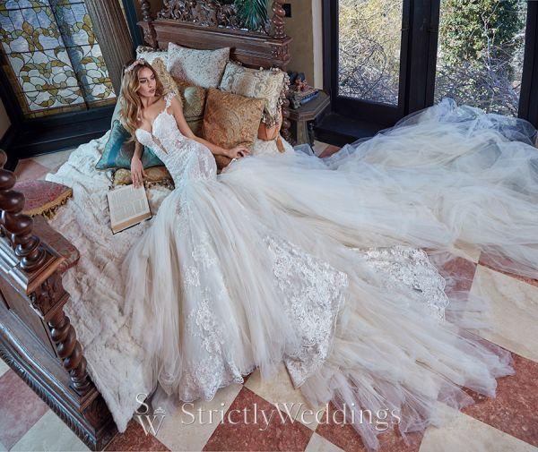 Galia Lahav Wedding Dresses + Le Secret Royal | Strictly Weddings