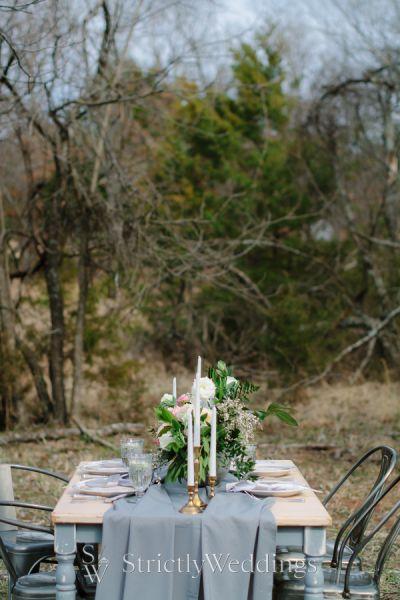 Vintage Inspired Wedding Details