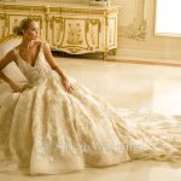 Best of Eve of Milady A-Line Gowns | Strictly Weddings
