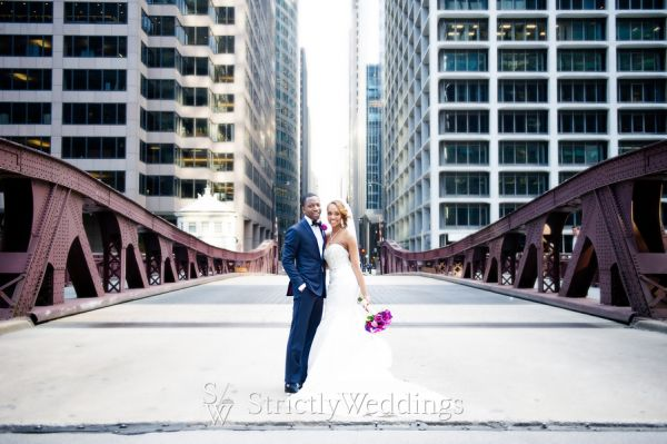 Urban Wedding in Chicago