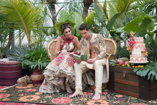 Jungle Book Wedding Inspiration