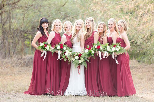 Chic Winter Wedding in Phoenix