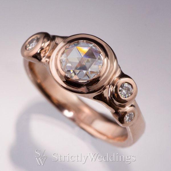 Top Picks for Rose Gold Engagement Rings