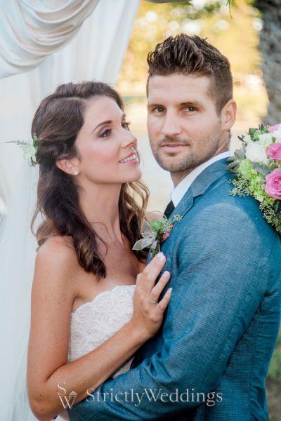 Pink & Navy Wedding Inspiration