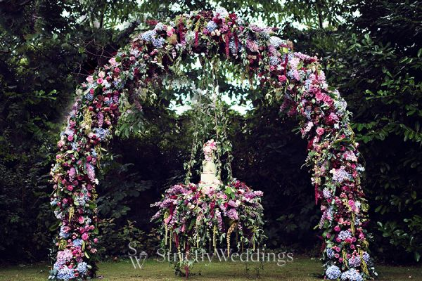 Garden of Eden Inspired Wedding Theme
