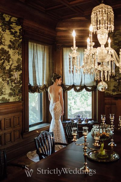 Ethereal Victorian Inspired Wedding Ideas