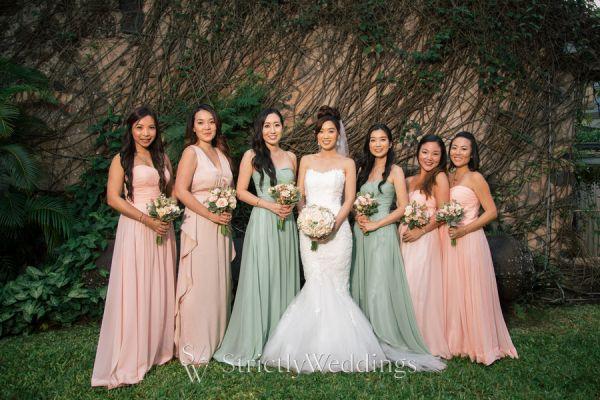 Seafoam Green Wedding in Hawaii