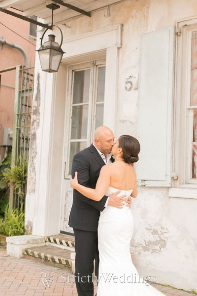Quintessential New Orleans Wedding