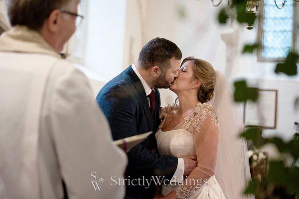 Lavish London Wedding Full of Glamour