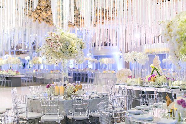 Elegant Wedding in Beverly Hills