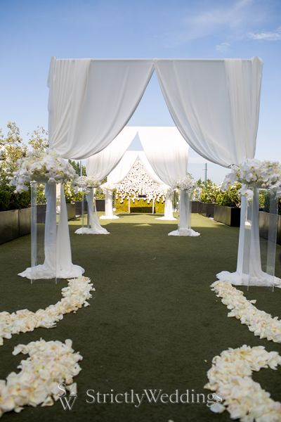 Wedding Day Opulence in Beverly Hills