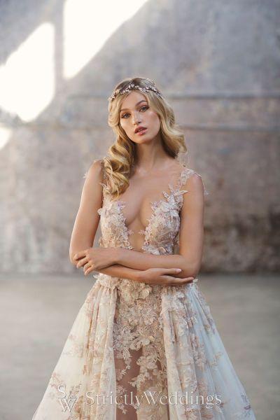 66e1e5d56ac7 Industrial Glam with Galia Lahav | Strictly Weddings