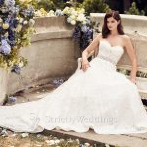 Paloma Blanca Spring 2017 Wedding Dresses | Strictly Weddings