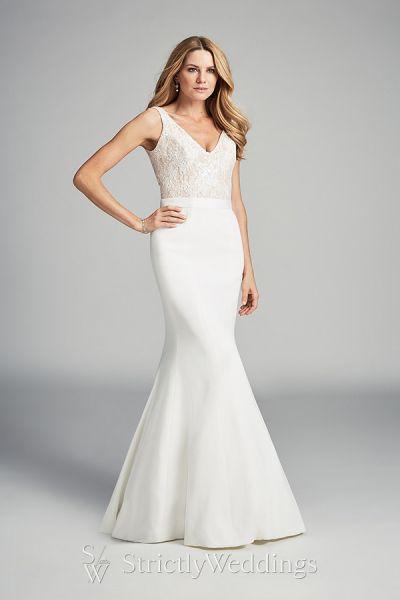 Caroline Castigliano Feminine Wedding Dresses