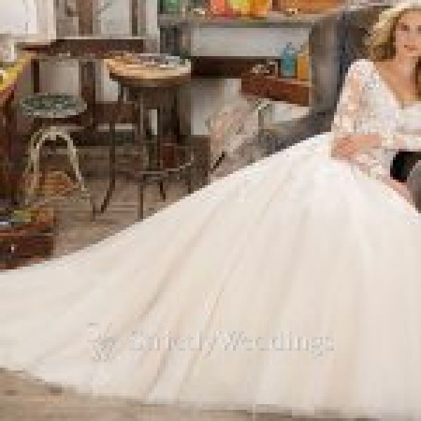 Exclusive Interview: Morilee by Madeline Gardner Spring 2017 | Strictly Weddings