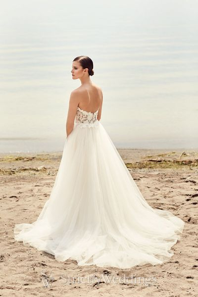 Mikaella Bridal Spring 2017 Essence of Love | Strictly Weddings