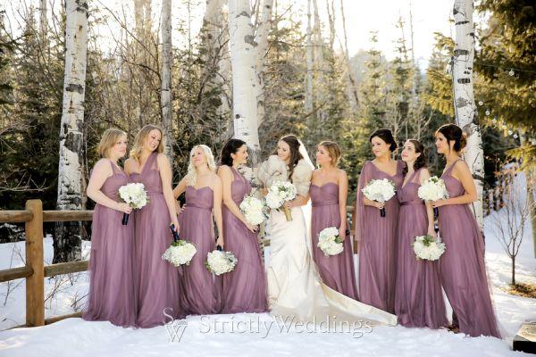 Ski Lodge Wedding