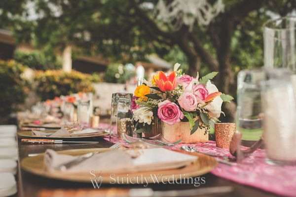 Rustic Glam Maui Destination Wedding
