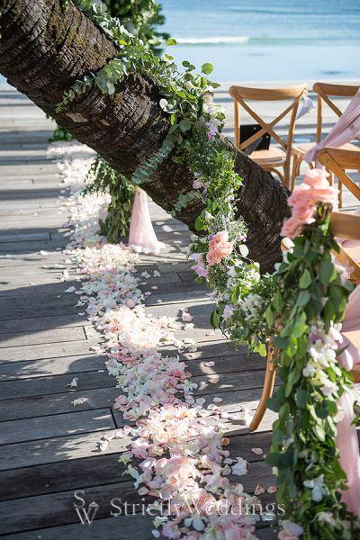 Beachside Wedding in Thailand