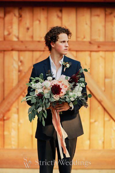 Natural Organic Outdoor Wedding Ideas