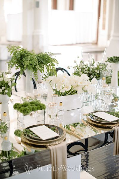 Greenery Wedding Ideas Inspired By Pantone Color Of The