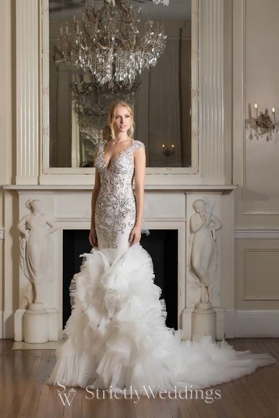 Ben noto Pnina Tornai Wedding Gowns 2017 | Strictly Weddings VP59