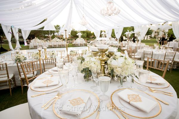 Unforgettable Great Gatsby Theme Wedding | Strictly Weddings
