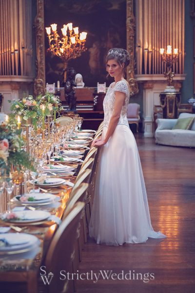 Elegant Vintage Wedding Inspiration
