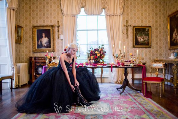 Opulent Baroque Wedding Ideas